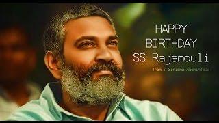 SS Rajamouli's Film Journey  -  Birthday Special