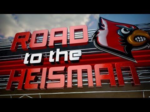 FB: Jackson Wins 2016 Heisman Trophy