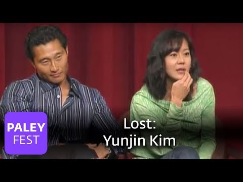 Lost  Yunjin Kim on Korean Culture Paley Center
