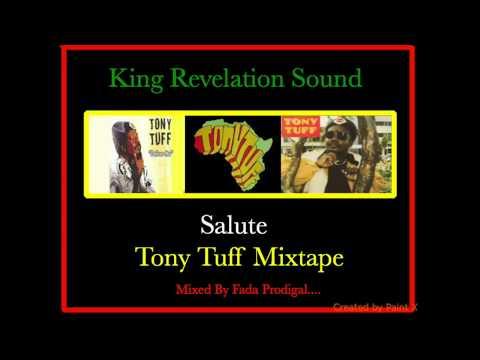 King Revelation Sound Salute Tony Tuff Mixtape