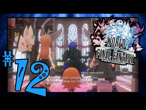 Let's Play World Of Final Fantasy - #12 : The False Thane