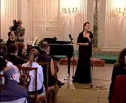 """M. Buchberger - Lied """" Das Veilchen"""" W.A.Mozart"""