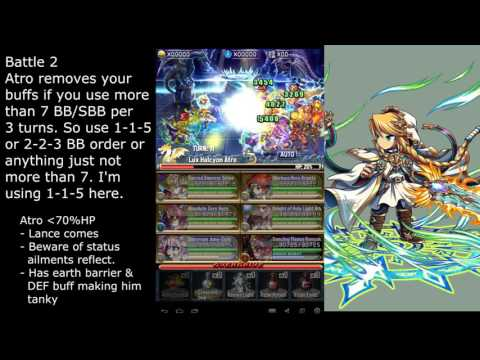 Brave Frontier Global - Genius Challenge Trial (Step-by-Step Guide)