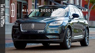 2020 Lincoln Corsair Product Introduction