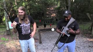 m4 carbine vs a2 rifle