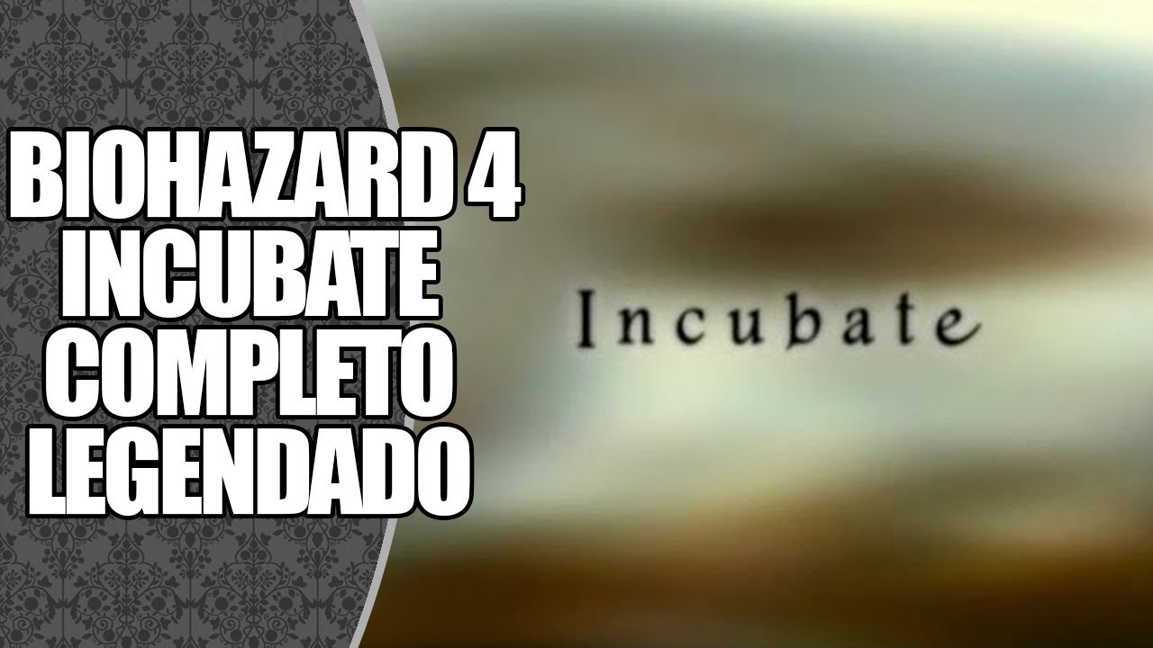 Filme Biohazard 4 Incubate Dvd Book Completo Full Legendado