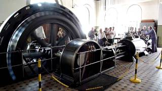 TGVZU Sulzer Steam Engine Schlieren/Zurich, Switzerland, Part 1