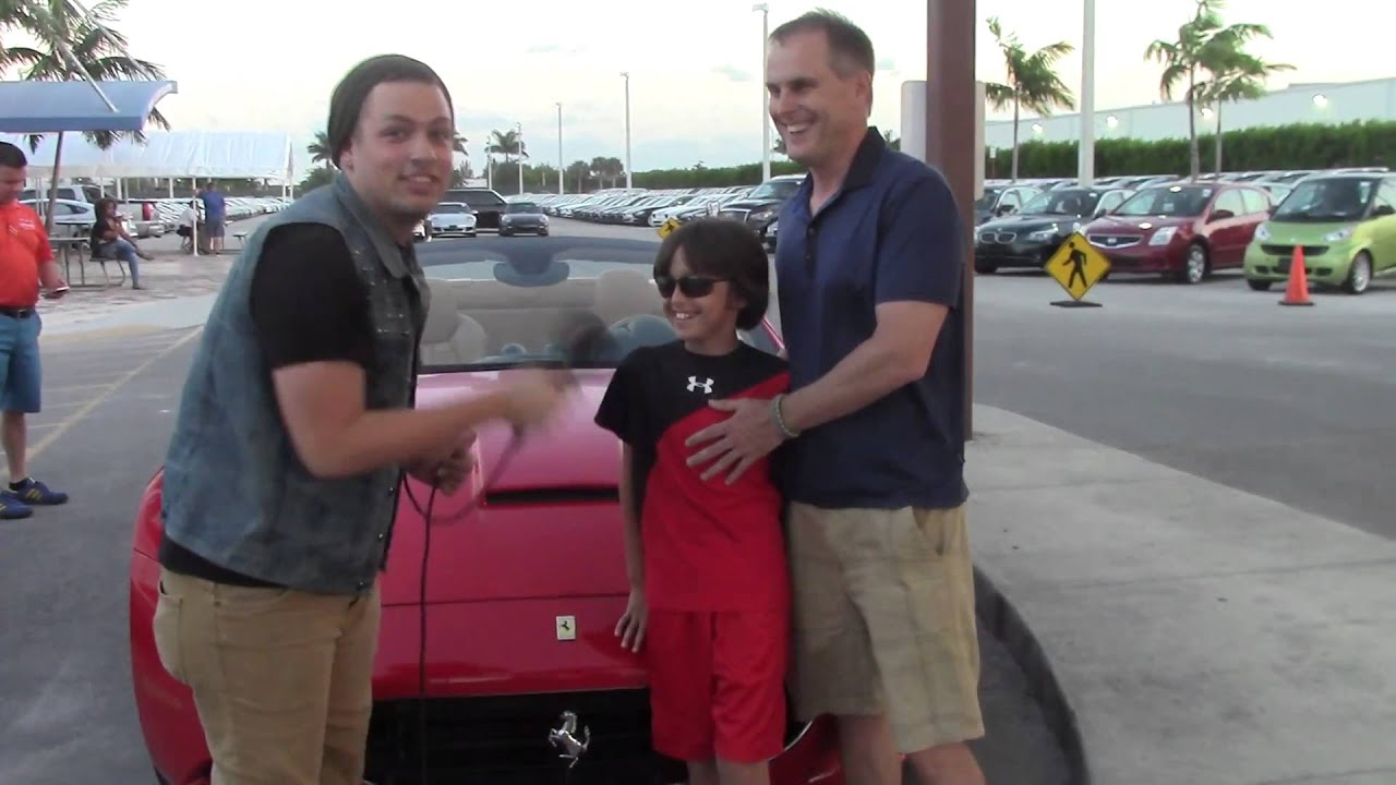 buying a used car out of state pre owned ferrari youtube. Black Bedroom Furniture Sets. Home Design Ideas