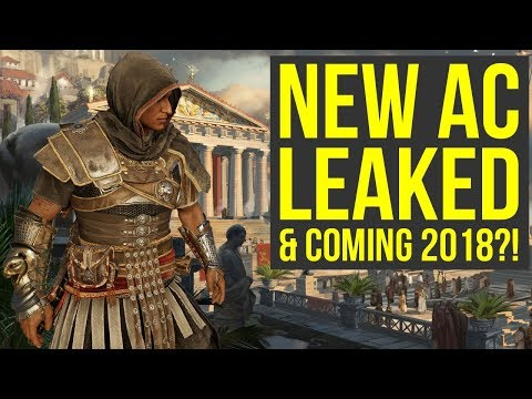 New Assassin's Creed Game LEAKED with 2018 Release Date?! (Assassin's Creed 2018) thumbnail