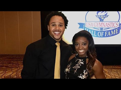 Simone Biles Dating Her First Boyfriend -- Everything You Need to Know About Stacey Ervin!