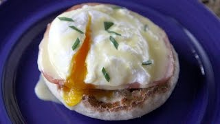 How To make Eggs Benedict! Hilah Cooking