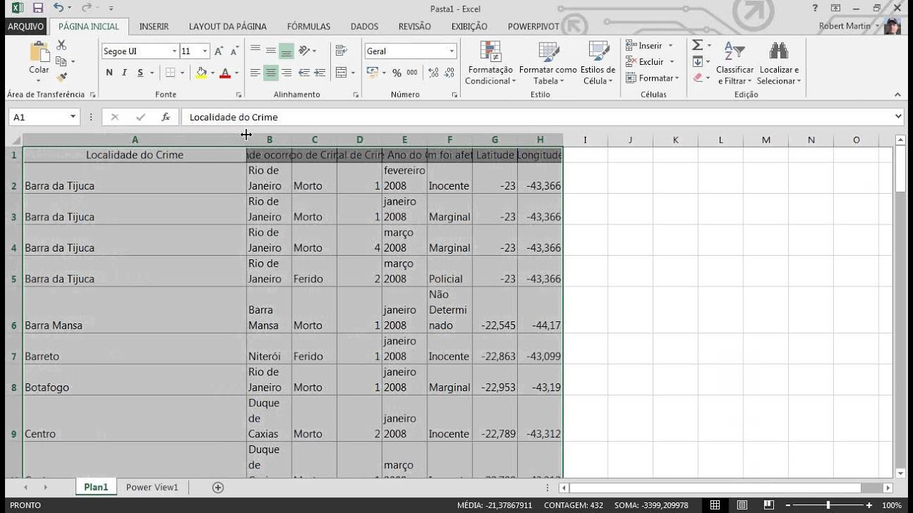how to get out of header view in excel