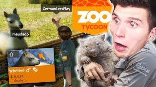 Wir KAUFEN uns ein LAMAAA! | Zoo Tycoon Ultimate #02
