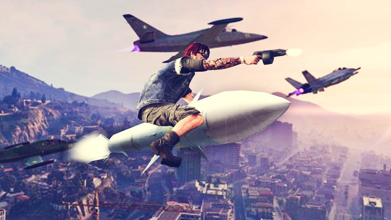 10 CRAZY Things GTA Online Players Have Done