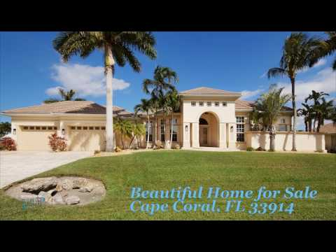 Beautiful Home for Sale - Cape Coral, FL 33914