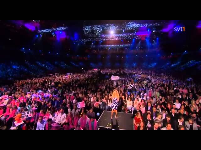Melodifestivalen 2010 Final