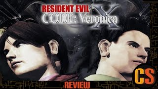 RESIDENT EVIL CODE VERONICA X – PS4 REVIEW