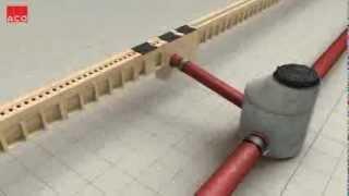 ACO Monoblock T - водоотвод для тоннелей.mp4(Какова бы ни была задача, у АСО всегда есть решение. Дренаж воды в частном доме или на взлетно-посадочной..., 2012-08-14T11:17:46.000Z)