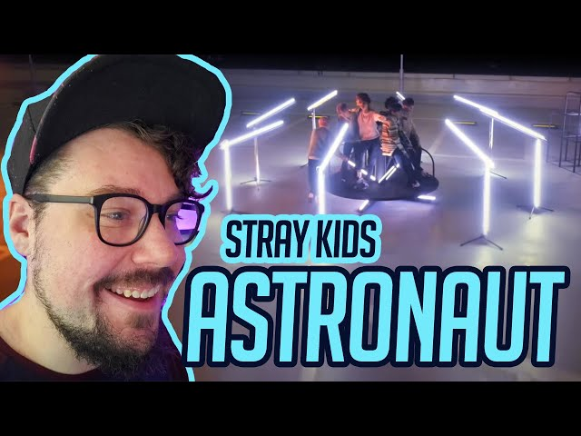 Mikey Reacts to STRAY KIDS - Astronaut M/V