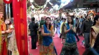 Day-8 & 9 of Navaratri 2010 at Divya Dham Temple
