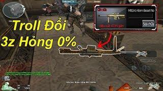 Cầm Sniper 3z Noble Gold Hỏng Còn 0% Troll Đổi Súng | TQ97