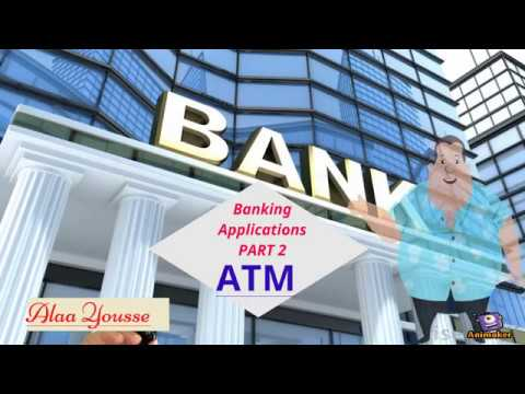 Banking Applications- ATM