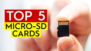✅ TOP 5: Best Micro SD Card 2020