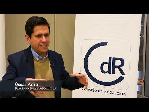 Entrevista Óscar Parra - Lanzamiento Ríos de vida y muerte II