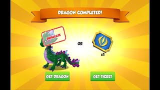 Second Garden Dragon-Dragon Mania legends   Origin of Water Ancient Event   DML