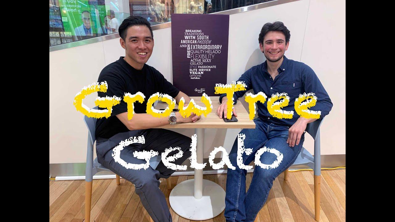 Vlog 15 Growtree Gelato