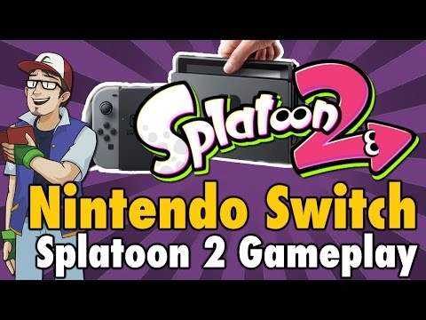 Splatoon 2 Demo | Nintendo Switch Gameplay
