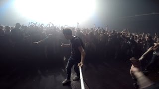 The Prodigy - Voodoo People [GoPro] (Live in Moscow@StadiumLive, 10.10.2015)