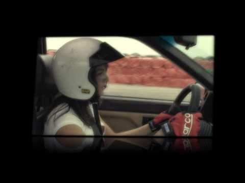 Drift girl with Hachiroku AE-86