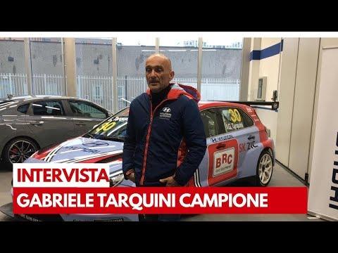 Intervista a Gabriele Tarquini, campione WTCR 2018