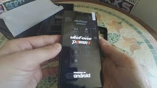 Ulefone power 5  - смартфон мечты 6 гб. озу 13000 батарея, 21 мпх и android 8