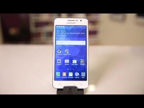Samsung Galaxy Grand Prime: bueno y económico [video]