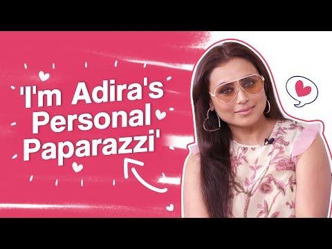 Rani Mukerji On Adira, Paparazzi Culture, Losing Her Dad & The Horrific Hyderabad Rape | Mardaani 2