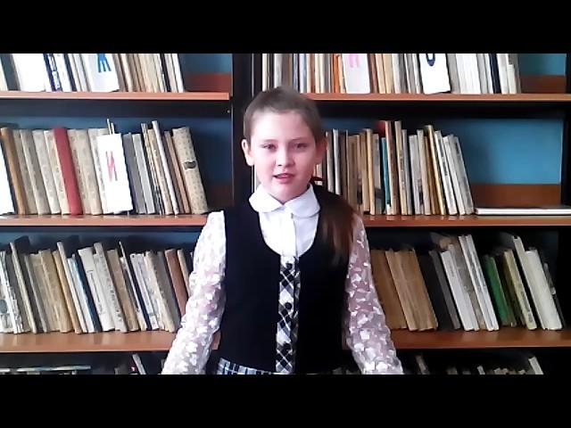 Изображение предпросмотра прочтения – ПолинаБалакирева читает произведение «Россия» (Духанин Виктор)