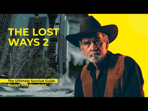 The Lost Ways PDF Book Review & Download (2, Survival, Claude Davis) from YouTube · Duration:  12 minutes 54 seconds