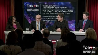 The Health Data Revolution: Improving Outcomes, Protecting Privacy