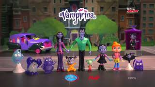 Just Play - Disney Junior - Vampirina Toys