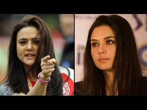 Preity Zinta Slaps Down A Reporter