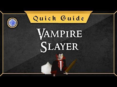 [Quick Guide] Vampire Slayer