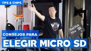 ¿Cómo elegir una MicroSD? #TipsNChips y @japonton te lo dicen