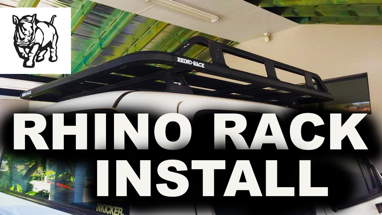 DRILLING THE HILUX TO INSTALL ROOF RACK ! - YouTube