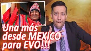 Una más desde MEXICO para EVO