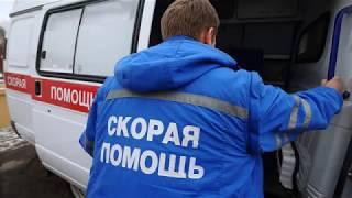 В Нижегородской области на трассе перевернулся автобус с 48 пассажирами