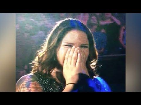 Garth Brooks' Daughter Engaged While Dad Sings