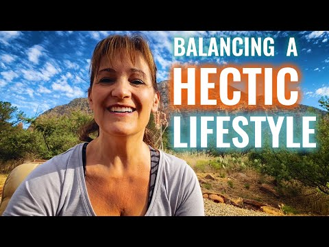The KEY to Balancing a HECTIC Lifestyle
