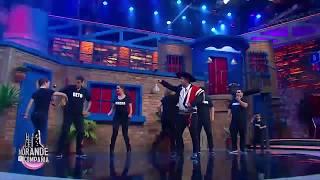 Huaso Toto enseña el baile nortino - Morandé con Compañía